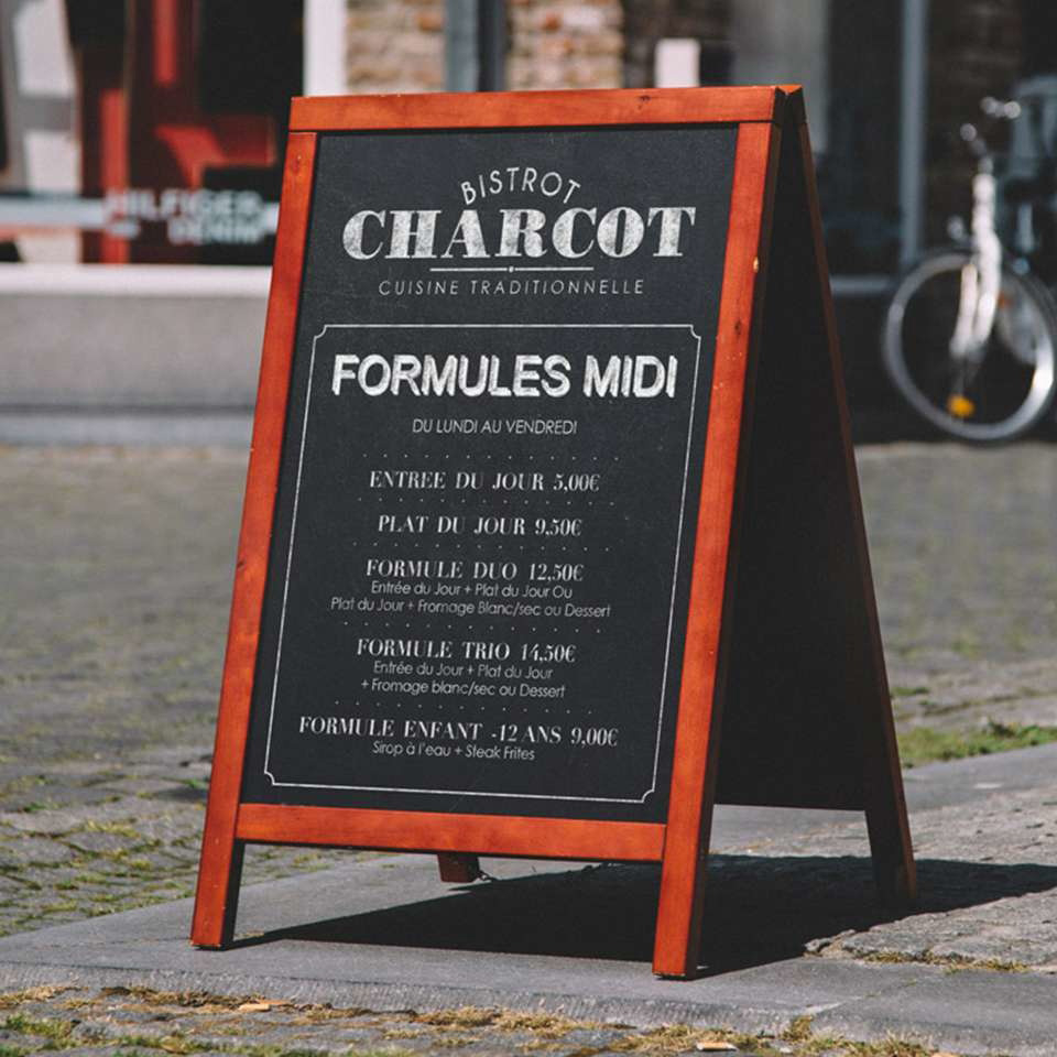 Bistrot Charcot